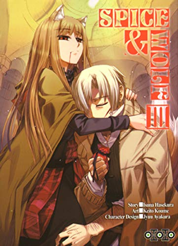 9782351806791: Spice and Wolf Vol.3