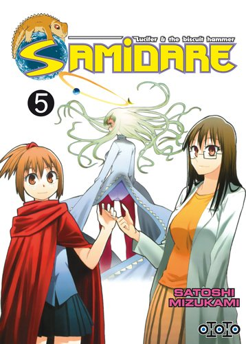 9782351806807: Samidare - Lucifer and the biscuit hammer Vol.5