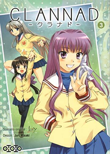 Clannad Vol 3: Misaki Juri