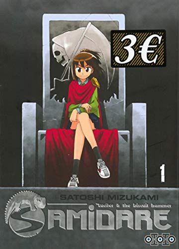 9782351806982: Samidare, Lucifer and the biscuit hammer, Tome 1 :