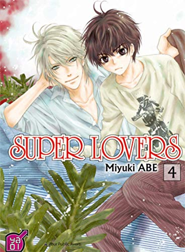 9782351807729: Super Lovers Vol.4
