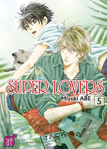 9782351807910: Super Lovers, Tome 5 :