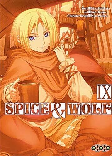 9782351808016: Spice & wolf t9 (Ototo Seinen)