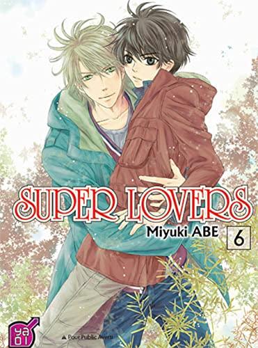 9782351808115: Super Lovers, Tome 6 : (Taifu Yaoi)