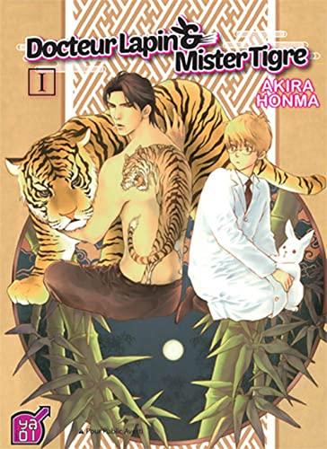DOCTEUR LAPIN ET MISTER TIGRE T01: HONMA AKIRA