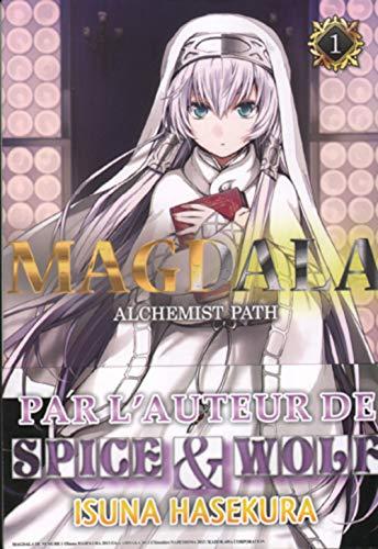 9782351808450: Magdala - Alchemist Path Vol.1