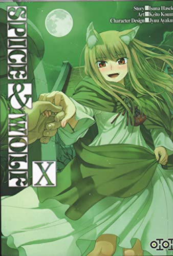 9782351808597: Spice and Wolf Vol.10