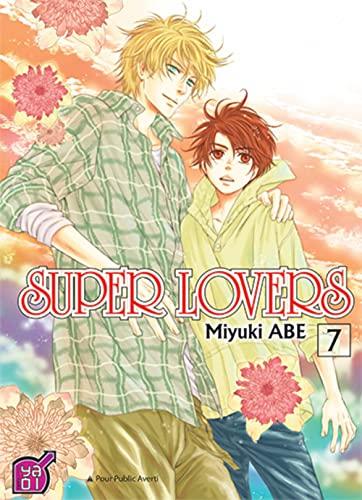 SUPER LOVERS T07: ABE MIYUKI