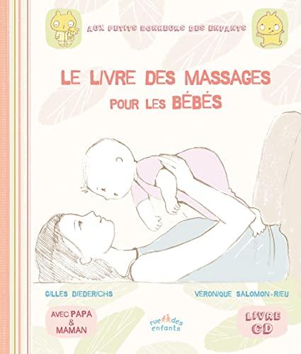 9782351811085: le livre des massages des tout-petits