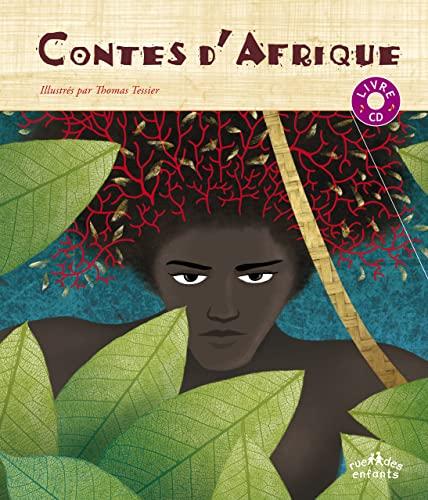 9782351811306: Contes d'Afrique (1CD audio) (French Edition)