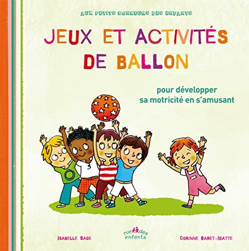 9782351811412: Jeux et activités de ballons