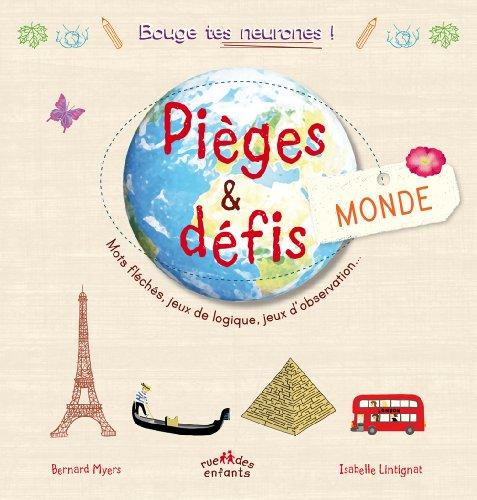 9782351812099: Pi�ges et d�fis : Monde