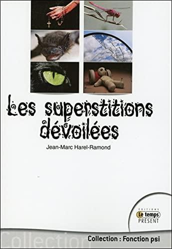 9782351851111: Les superstitions d�voil�es