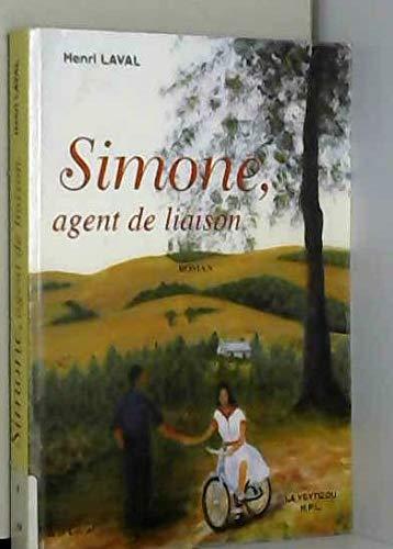 9782351920466: Simone, agent de liaison
