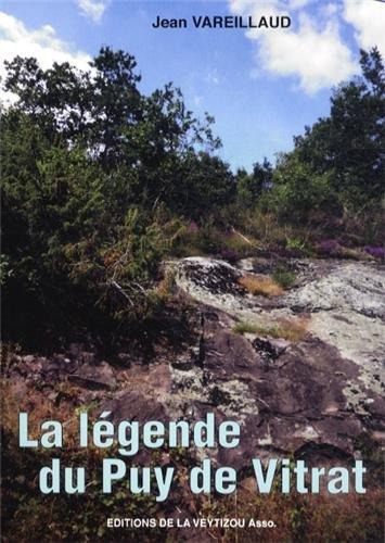 9782351921326: La légende du Puy de Vitrat