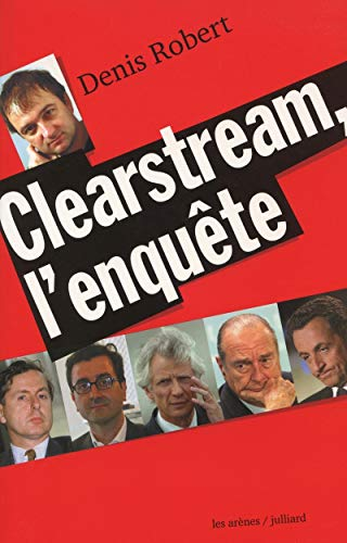 9782352040224: CLEARSTREAM, L'ENQUETE