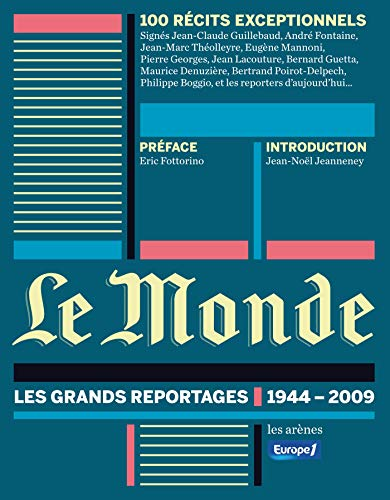 9782352040873: Le Monde (French Edition)