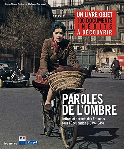 9782352040958: Paroles De L'ombre Fl (French Edition)