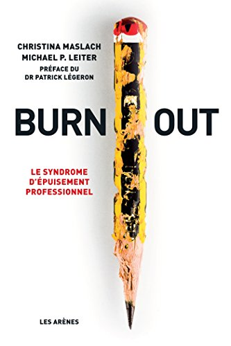 9782352041320: Burn out : le syndrôme d'épuisement professionnel