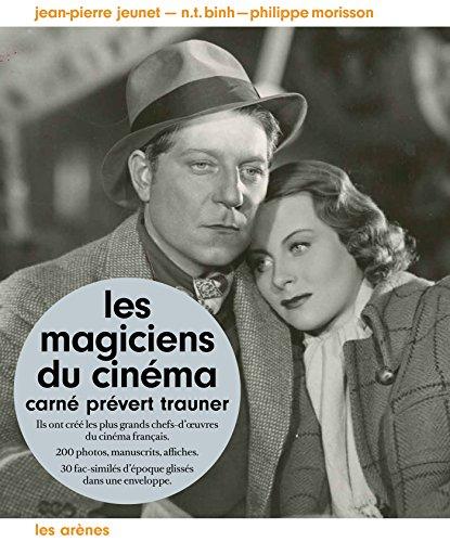 9782352042112: Les magiciens du cinéma : Carné, Prévert, Trauner