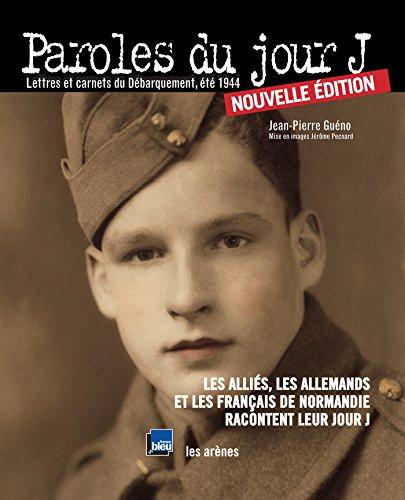 9782352043324: Paroles du Jour J + CD NED 2014 (Histoire)