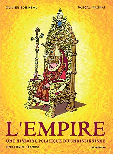 9782352044550: L'Empire tome 1 : La Genèse