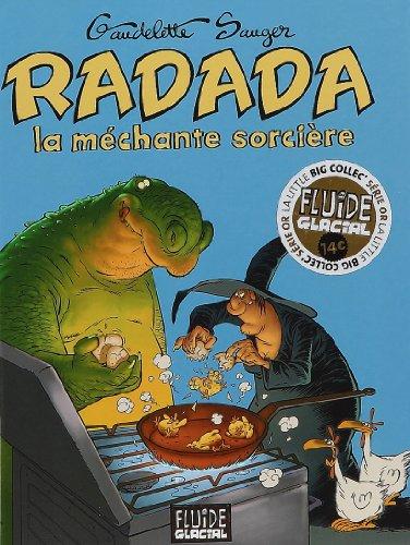 9782352070061: Radada : La méchante sorcière