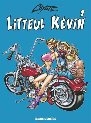 9782352071143: Litteul Kevin t.1