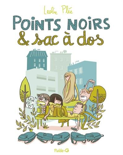 9782352072638: points noirs & sac a dos
