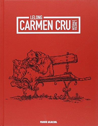 9782352075127: Carmen Cru Intégrale Tome 1