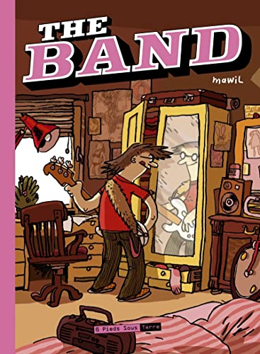 9782352120247: The band (French Edition)