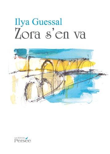9782352166221: Zora s'en va