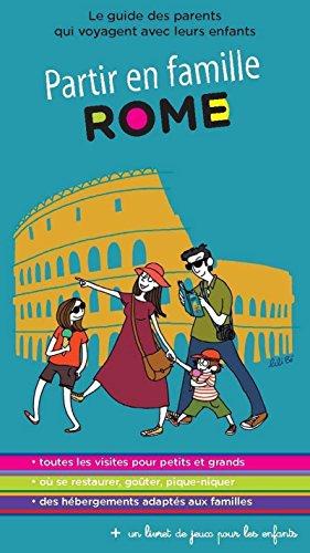 9782352191186: Partir en famille Rome