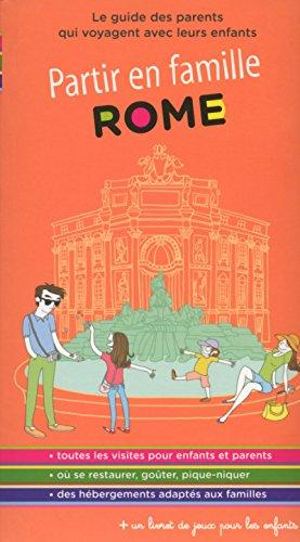 9782352191520: Rome Partir en famille - 2ed