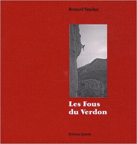 9782352210313: Les Fous du Verdon