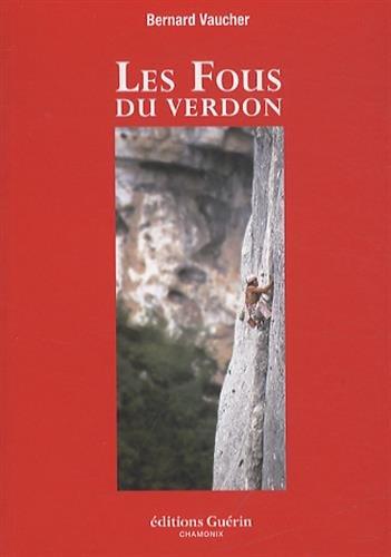 9782352211051: Les fous du Verdon