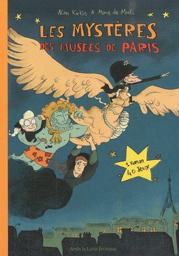 9782352270515: Les mystères des musées de Paris