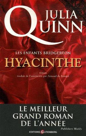 HYACINTHE (2352360072) by JULIA QUINN