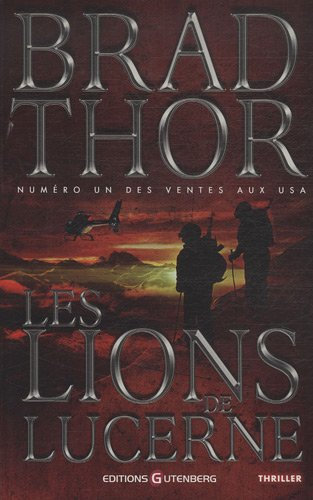 9782352360490: Les lions de Lucerne