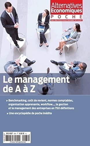 9782352400899: Alternatives économiques, Hors-série poche n°64 bis, Novembre 2013 : Le management de A à Z
