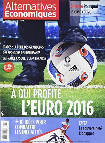 A QUI PROFITE L EURO 2016 ALTERNATIVE EC: COLLECTIF