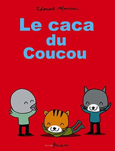 9782352410720: Le Caca du Coucou