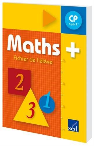 9782352470977: Maths + CP : Cycle 2, Fichier de l'élève