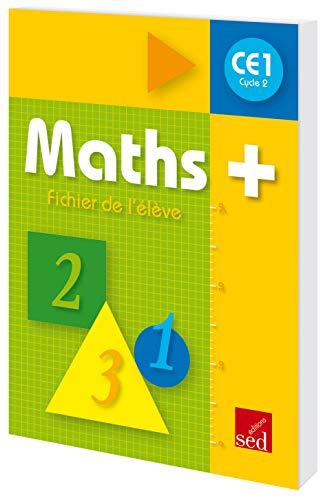 9782352470984: Maths + CE1 Cycle 2 : Fichier de l'élève
