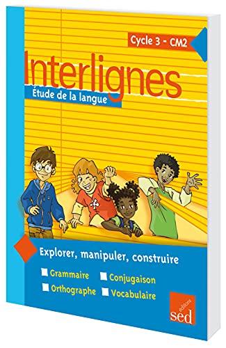 Interlignes-Manuel Eleve Cm2