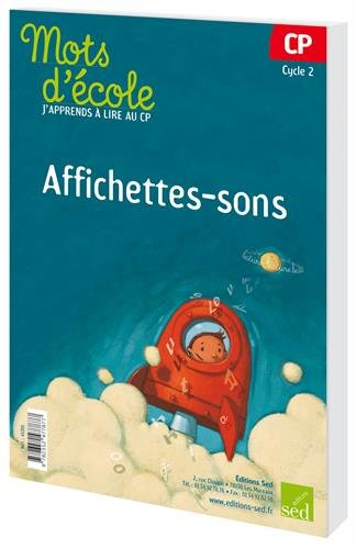 9782352477877: Affichettes-sons CP Cycle 2