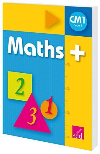 9782352478041: Maths + CM1-Manuel de l'Eleve