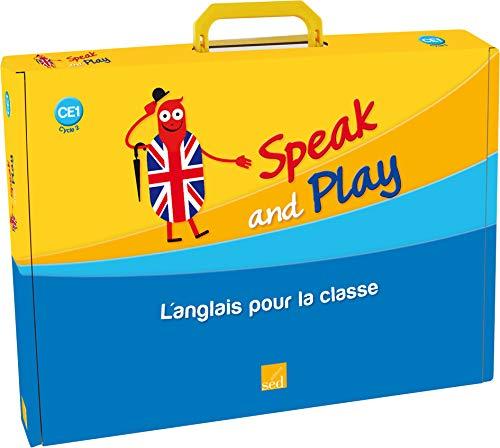 9782352479024: Speak and Play CE1 : L'anglais pour la classe