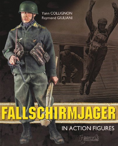 9782352500049: Fallschirmjager: In Action Figures (Action Figures & Toys)