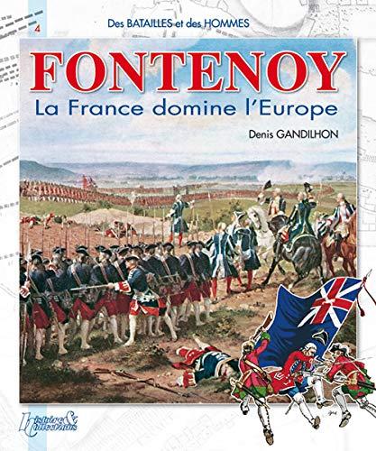 9782352500568: La bataille de Fontenoy (French Edition)
